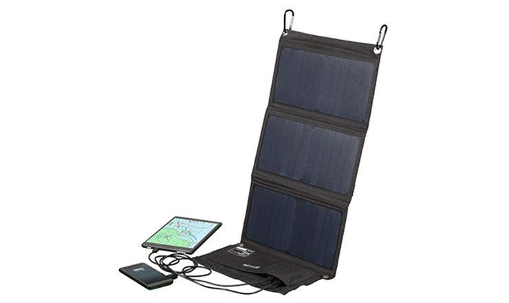専用ソーラーパネルLBP-21